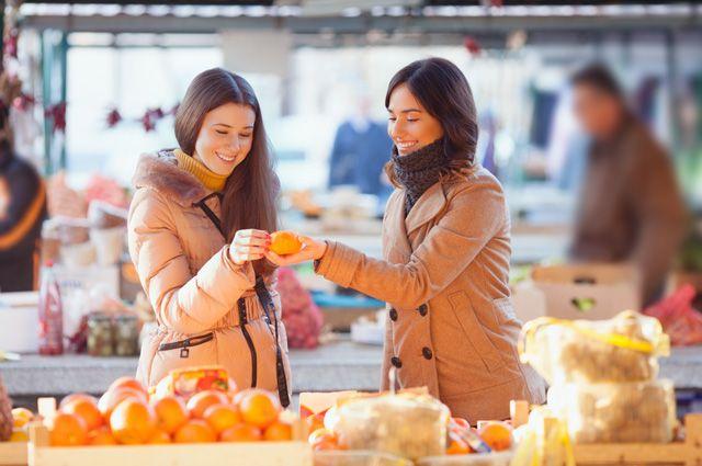 Минимальный набор продуктов начал дешеветь в Российской Федерации