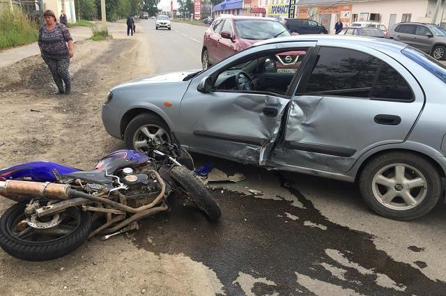 Кавказ Сегодня: ВНевинномысске разбился мотоциклист, врезавшись вотбойник