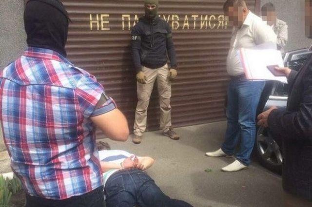 ВКиеве арбитражный управляющий добивался взятку в 600 000 долларов