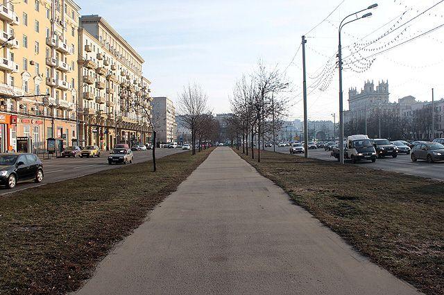 Пречистенскую набережную иЛубянский проезд столицы перекроют для благоустройства
