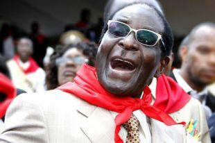 Президент Зимбабве Роба Мугабе.