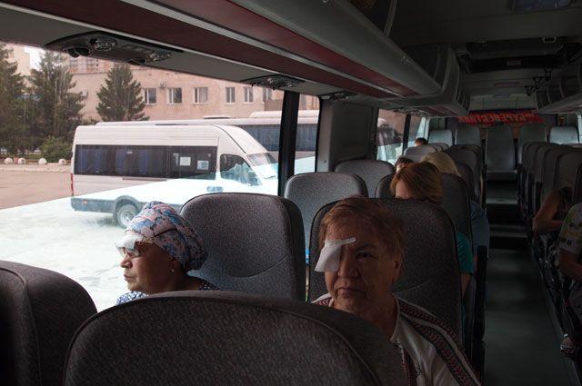 Лишенный прав шофёр автобуса изУфы арестован вСамарской области