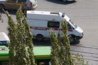 Пострадавшую в тяжёлом состоянии доставили в больницу.