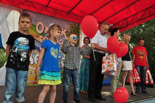 Юные омичи пообещали, что будут принимать участие в конкурсах и дальше!