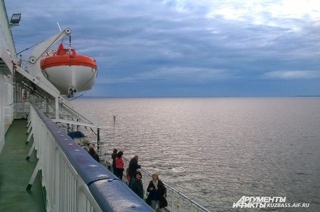 На Ямале водным транспортом перевезено 60 тысяч пассажиров