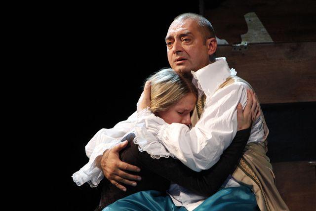 Постановка была выпущена к 50-летнему юбилею художественного руководителя театра Сергея Казакова.