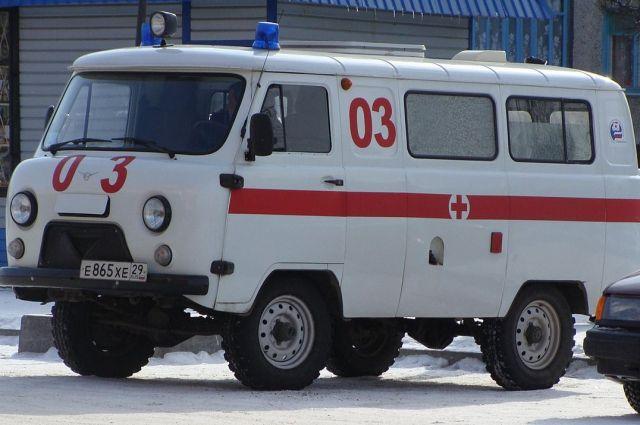 ВКусе шофёр фургона умер в трагедии спереворотом