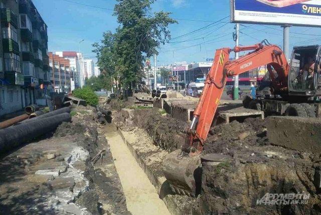 Коммунальщики Пуровского района закопают 15 миллионов рублей