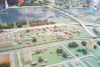 Мостовой переход будут строить в комплексе с несколькими развязками