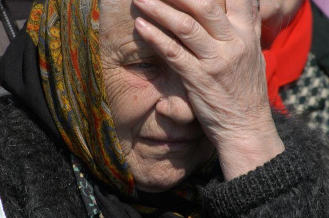 Жертвами мужчины становились только пожилые женщины.