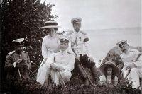 Представители царской династии любили отдыхать в Крыму.