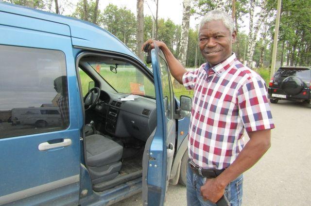 Жан Грегуар Сагбо попал в Россию, бежав от войны, но страна стала для него родной