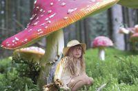 Потеряться в лесу может человек любого возраста. Горожанину придется особенно трудно.