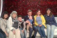 На передаче Зою Туганову упрекнули в том, что она сразу не боролась за свои права.