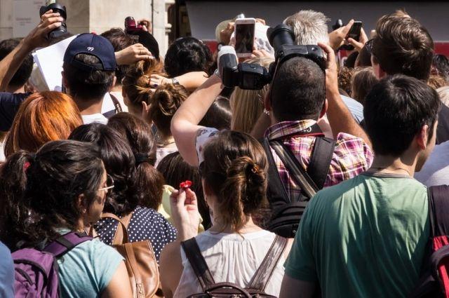 Поток туристов изКитая вПетербург вырос на67%