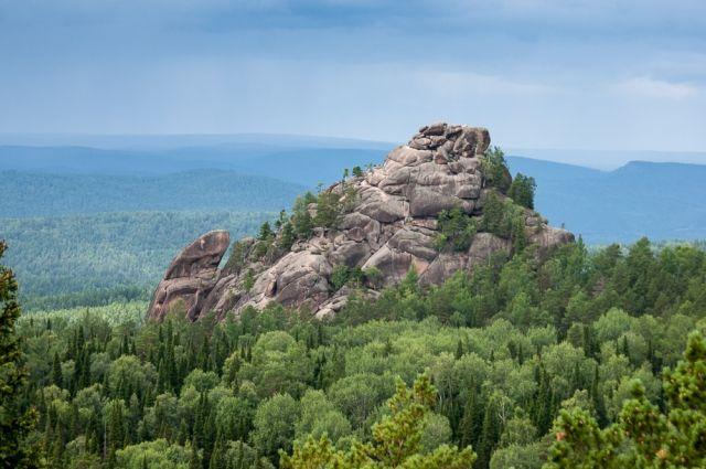 В режиме национального парка заповедник «Столбы» работает больше 30 лет.