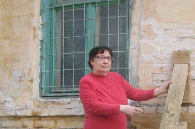 Нина Шилова: нашему дому 120 лет, деньги на капремонт нужны немалые.