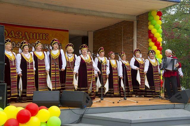 Одним из главных событий предстоящих выходных станет областной праздник православной культуры «Спас».