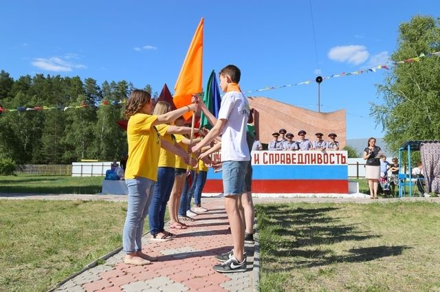 Влетнем лагере УФСИН дети заболели менингитом