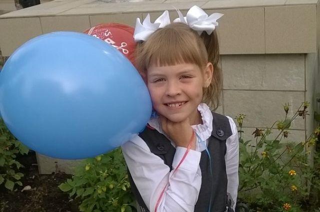 Когда девочке был год, благодаря медицинским работникам в её тело попал посторонний предмет, с которым она прожила более пяти лет.