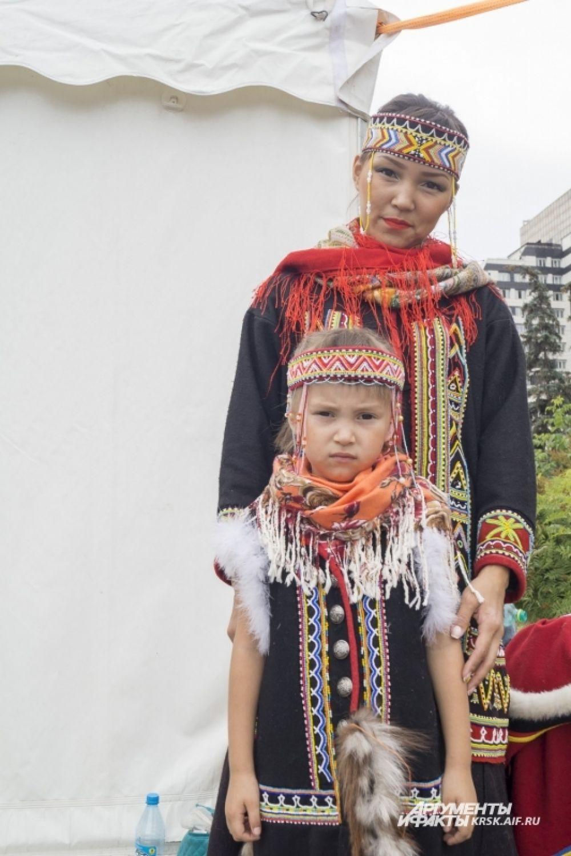 Дети-продолжатели традиций.