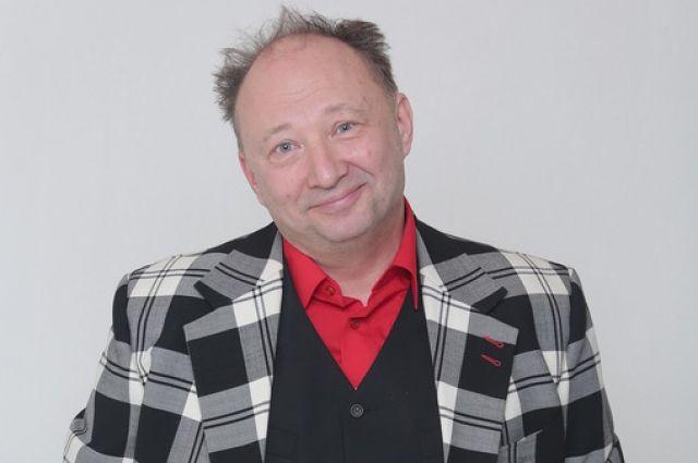 Юрий Гальцев - художественный руководитель Театра Эстрады.
