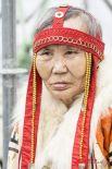 Представительница народа нганасан.