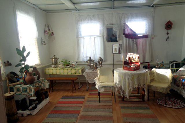 Сибирский дворик 19-20 веков создала тюменская учительница