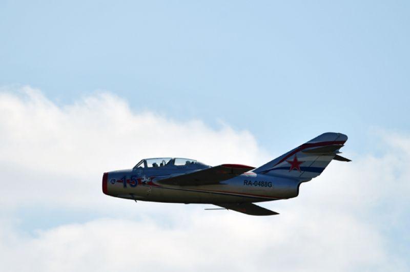 Реактивный истребитель МиГ-15