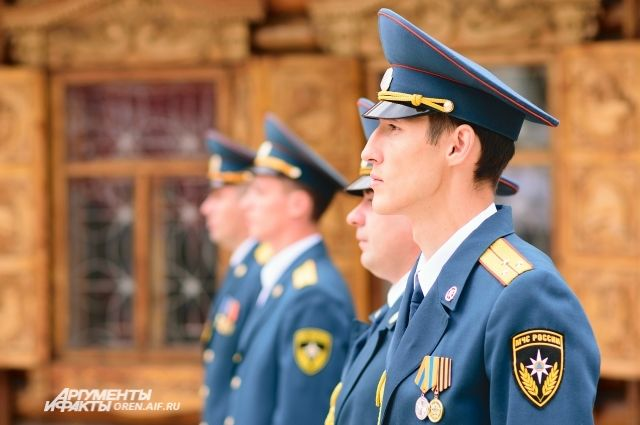 В Оренбурге отметили 200-летие пожарной охраны Оренбуржья.