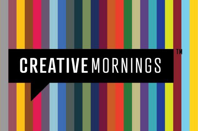 Регистрация на третью лекцию CreativeMornings открыта в Тюмени