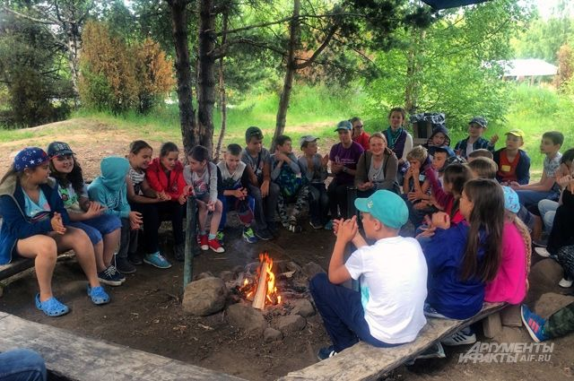 Издетского лагеря «Сокол» вывозят детей из-за инфекции
