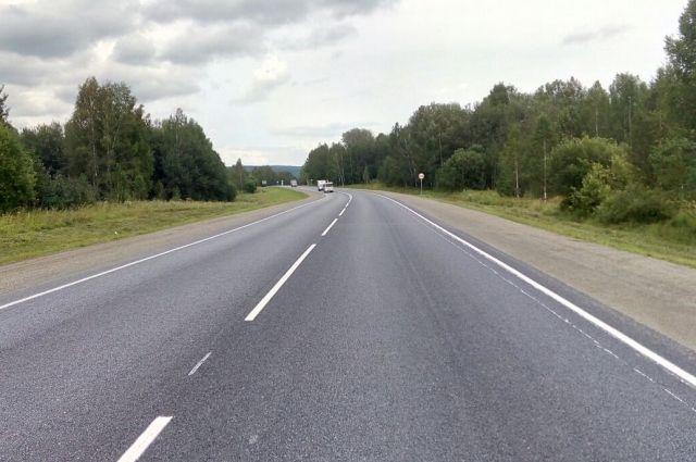 Введены в эксплуатацию два участка федеральной трассы Р-255 «Сибирь».