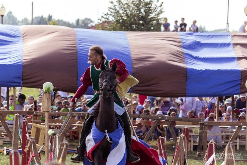 Фестиваль «Великий Болгар» посетили 47 тыс. человек.