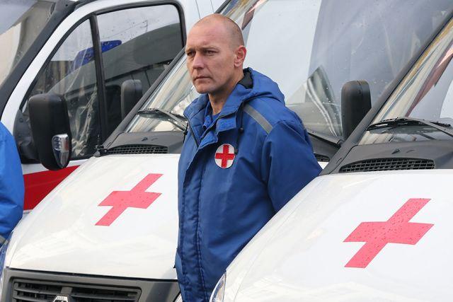 Спецборт МЧС перевез из Калининграда в Москву пациента с электротравмой.