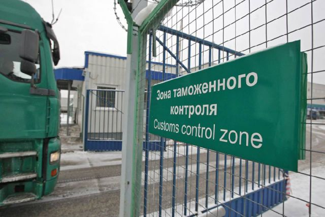 Таможня Калининграда сообщила о ликвидации очереди фур на границе с Литвой.