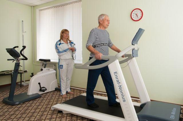 Ямальские пенсионеры активно пользуются правом льготного отдыха в санаториях