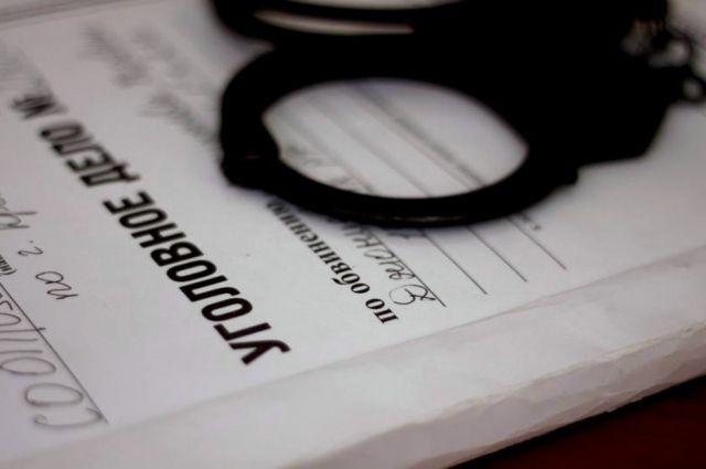 Одного изтроих преступников вмаске задержали напосту ДПС