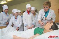 Многие из нововведений предназначены не только для новичков, но и тех, кто давно работает в медицине региона.