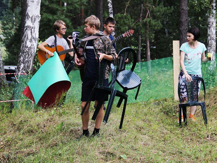 Дети идут учиться вокалу у Екатерины Божевой