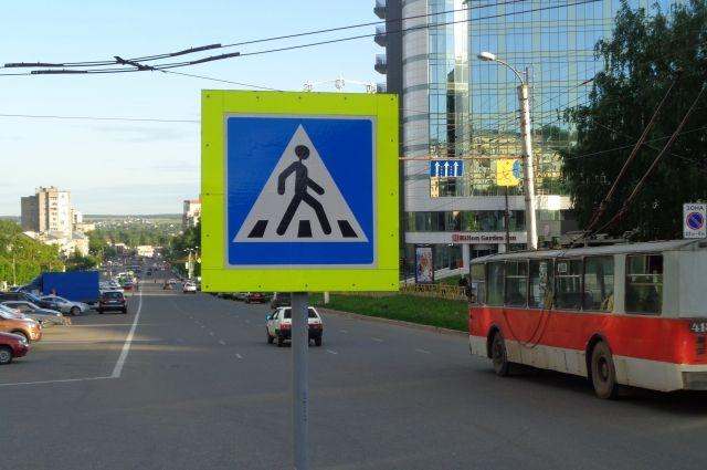 В Новом Уренгое сбит пешеход