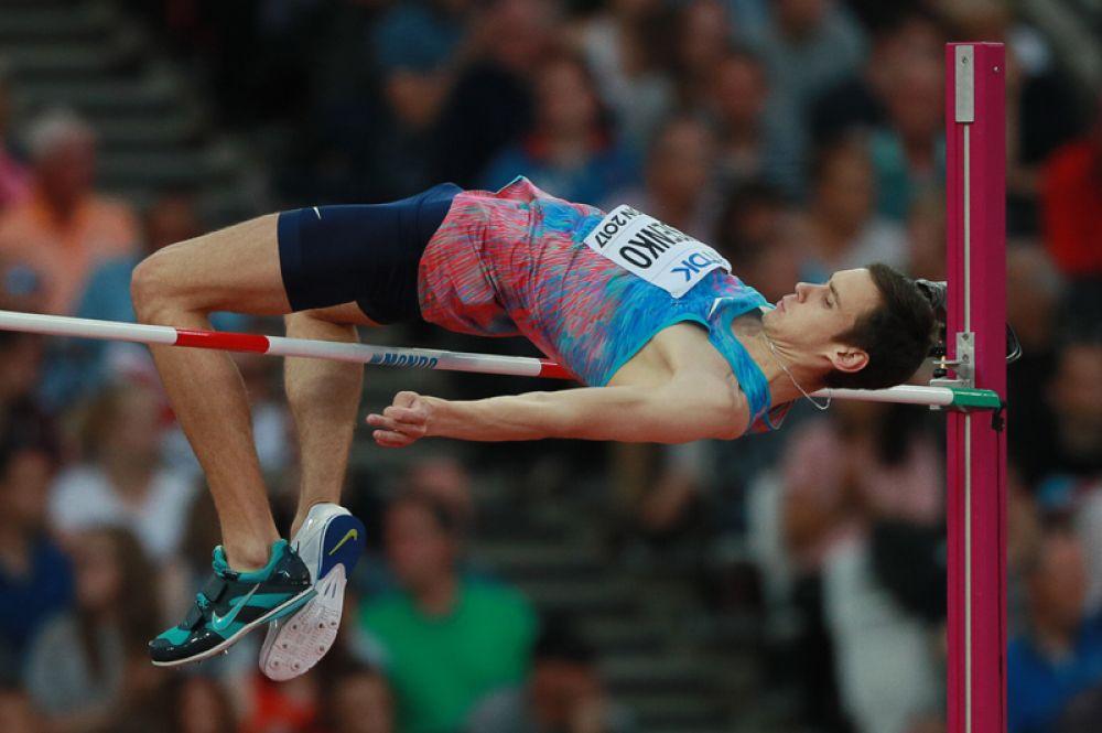 Шестую медаль российской сборной в последний день ЧМ принес легкоатлет Данил Лысенко.