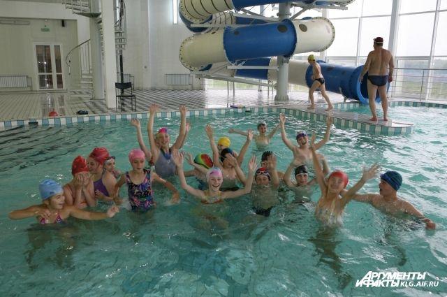Власти Зеленоградска выделили 11 га земли на строительство аквапарка.