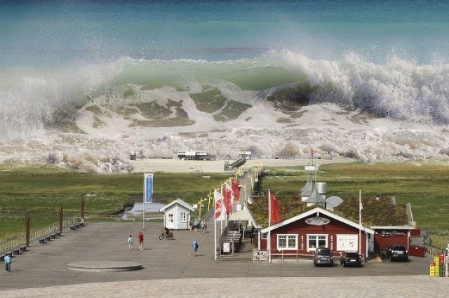 Flash игра Tsunami Fighter