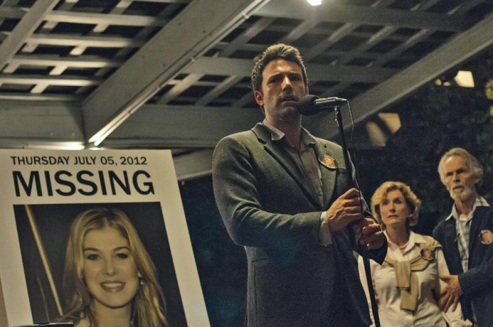 В 2014 году он исполнил главную роль в фильме Дэвида Финчера «Исчезнувшая». Игра Аффлека, как и сам фильм, была высоко оценена критиками.
