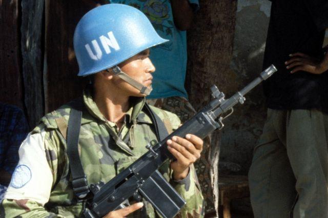 ВМали атаковано сооружение Миссии ООН