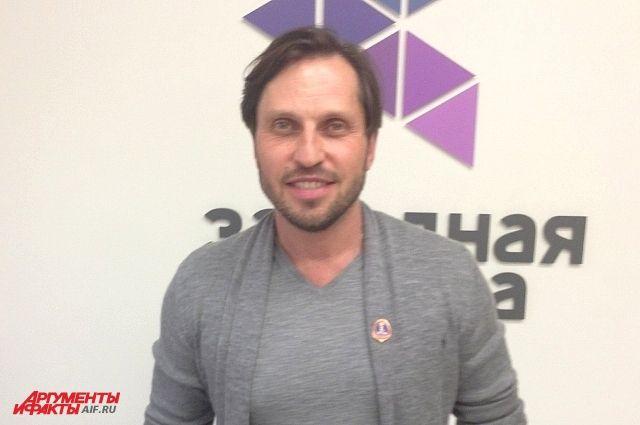 Александр Ревва стал послом-добровольцем ЧМ-2018 от Калининграда.