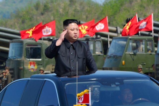 Ким Чен Ын отдал приказ военным КНДР быть готовыми кнанесению удара