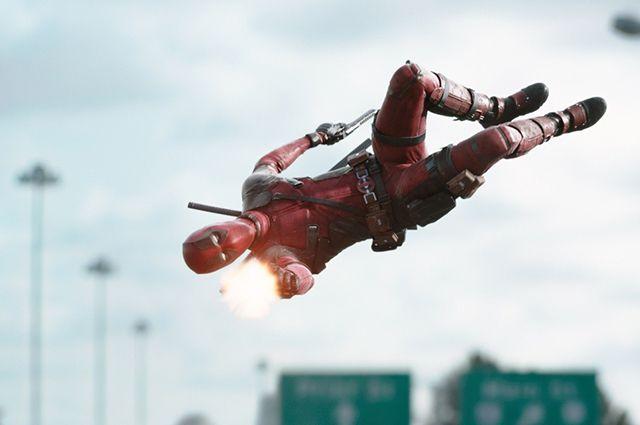 На съемках фильма «Дэдпул 2» погибла каскадер-мотоциклистка - Real estate