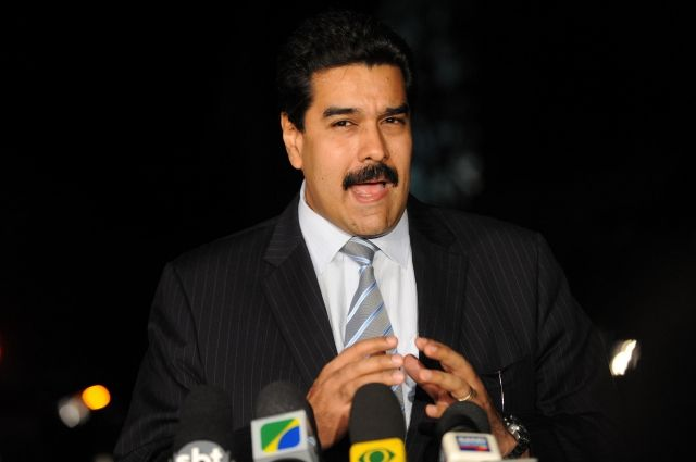 Мадуро ответил напредположение Трампа овоенном вмешательстве США